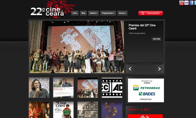 22º CINE CEARÁ – Festival Ibero-americano de Cinema 2012