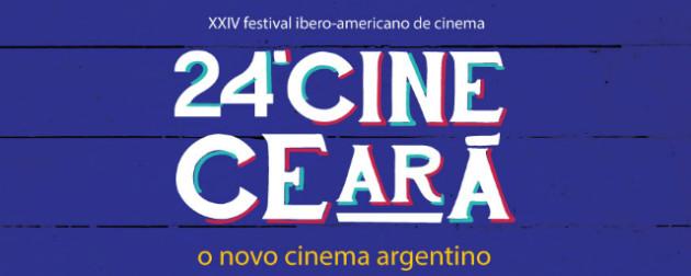 24º CINE CEARÁ – Festival Ibero-americano de Cinema 2014