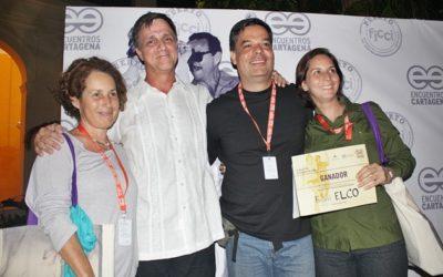 Premio Intermedi@rte en IV Taller de Festivales de Encuentros Cartagena 2015