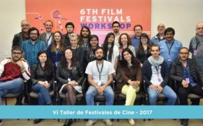 VI Taller de Festivales – Bogotá Audiovisual Market (BAM) 2017