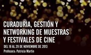 Curso de Festivales: Curaduría, Gestión y Networking – EICTV 2013