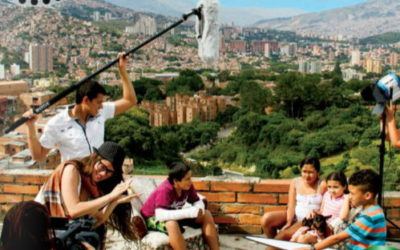 Taller de Gestión de Muestras y Festivales de Cine – Medellín 2014